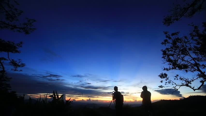 Phu Soi Dao is the mountain  at the Thailand-Laos border area in Phitsanulok - Uttaradit Provinces. Thailand