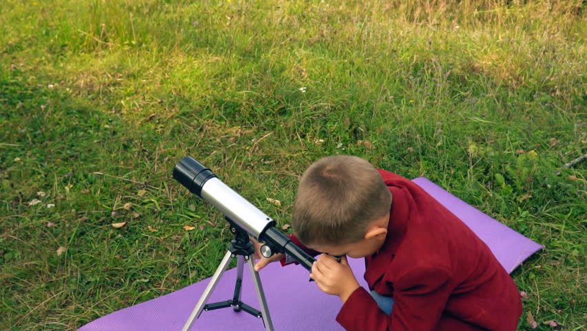 observing with a telescope in a handicap - 852×480