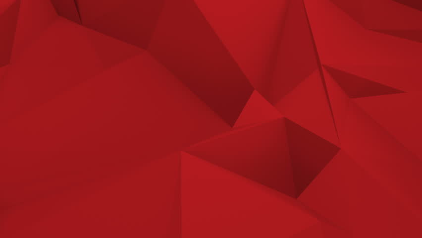 Red abstract looping animation backround | Shutterstock HD Video #1018155661
