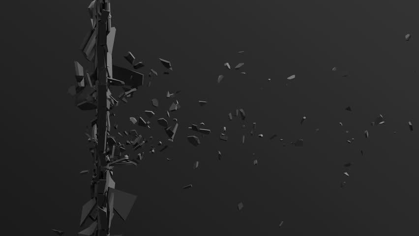 cracked video