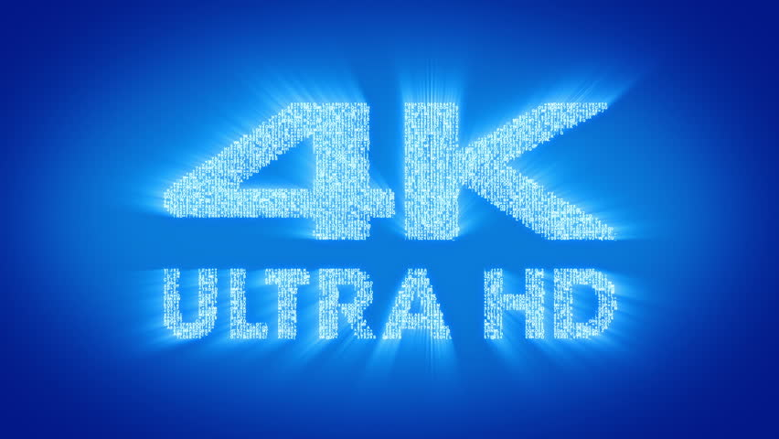 Image result for 4k symbol