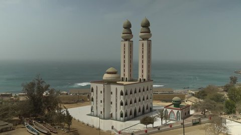 Mosque of divinity Dakar