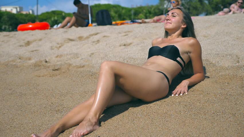 Simply Carmen electra joggong bikini pity, that