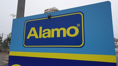 Alamo Rent A Car Stock Video Footage 4k And Hd Video Clips