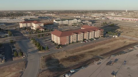 Aerial images from Midland, Texas. Useful stock and B-Roll for news outlets and business enterprise.