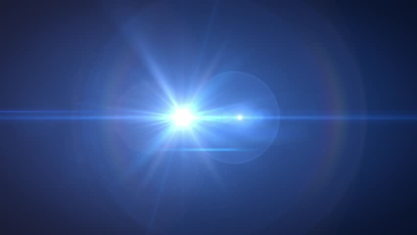 Lens flare element against black backdrop stock footage | Shutterstock HD Video #1022074111
