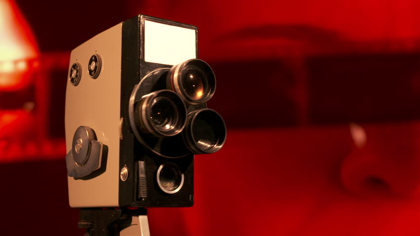 Vintage 8mm Film Camera Rotating Stock Footage Video (100% Royalty-free)  1022149111 | Shutterstock