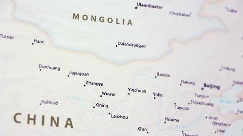 Part of china with inner mongolia on a political map China High Sd Rail Map on