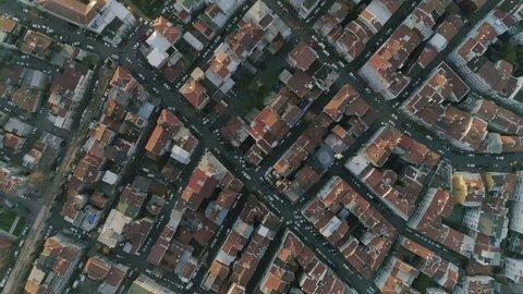 Istanbul Fatih Top View