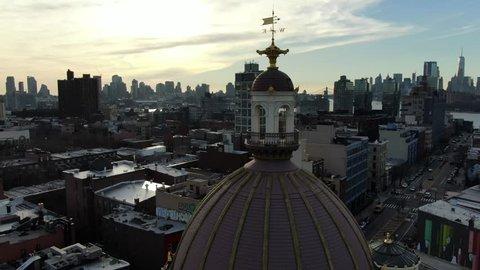 Williamsburg Brooklyn New York Stock Video Footage - 4K and