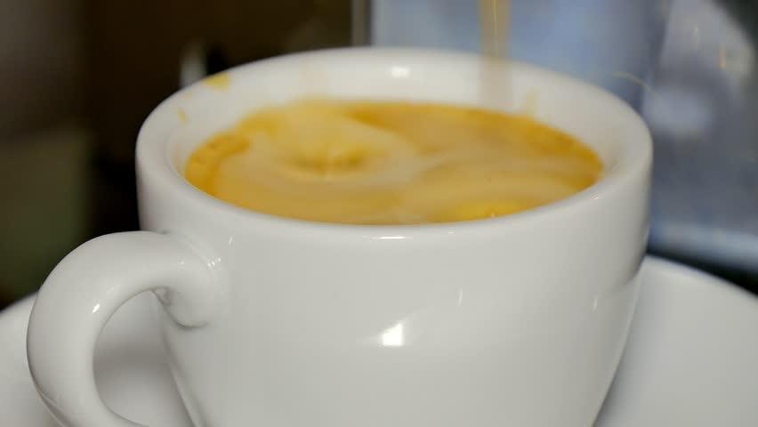 Cup of coffee   | Shutterstock HD Video #10240421