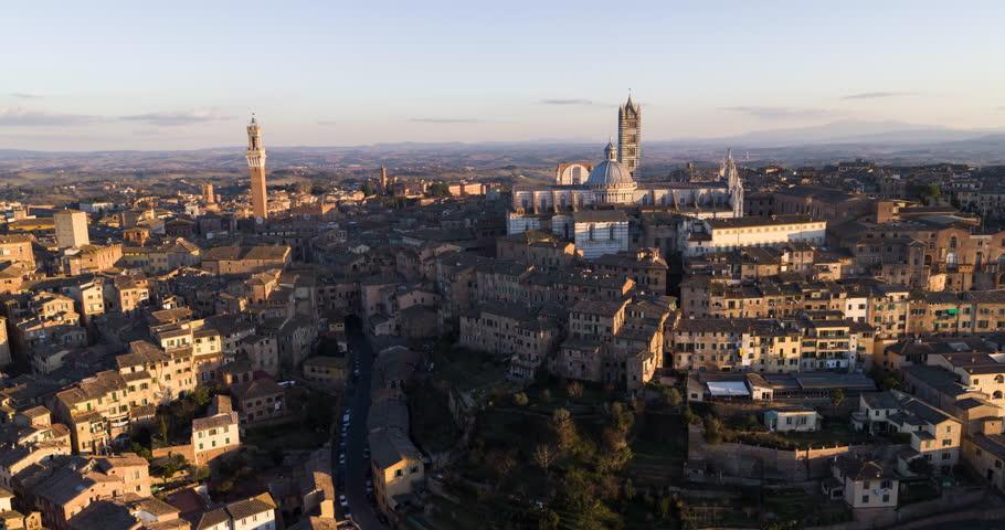 Urban Landscape - Siena | Shutterstock HD Video #1024265081