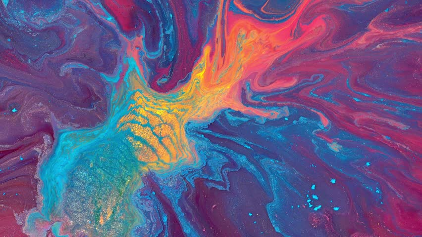 Abstract color moving background close up   Shutterstock HD Video #1024485521