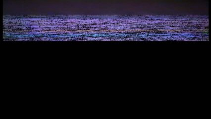 VHS real defects noise and artifacts, glitches from an old tape, black screen