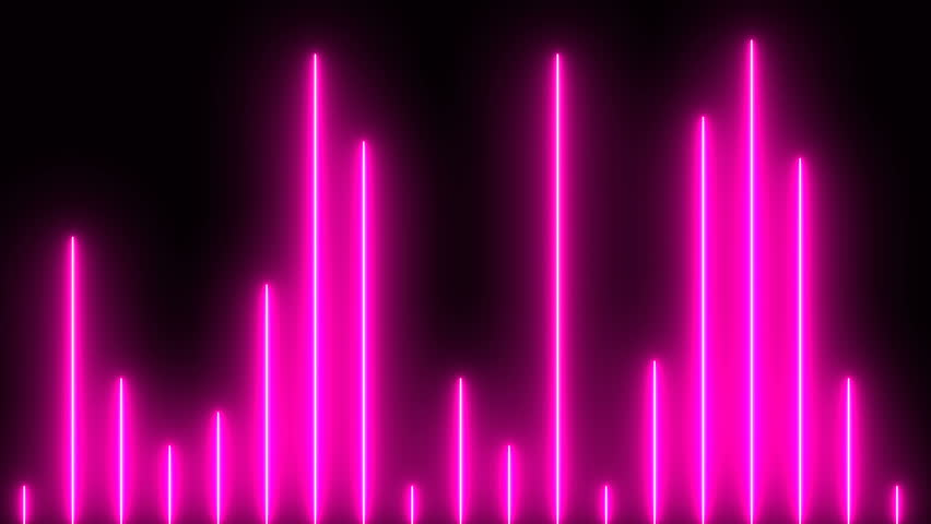 Purple color equalizer, Abstract Lights Wall , Equalizer 4K Ultra HD, Abstract  Background  | Shutterstock HD Video #1024746791