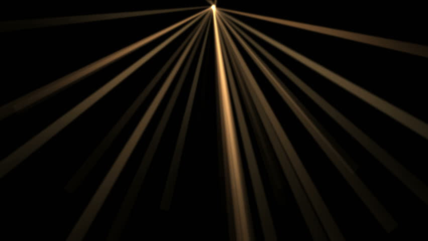 4k Abstract gold rays Stage Lighting hope light background,flare star sunlight,radiation ray laser energy,tunnel passage lines backdrop. 1221_4k