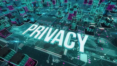Privacy with digital technology
