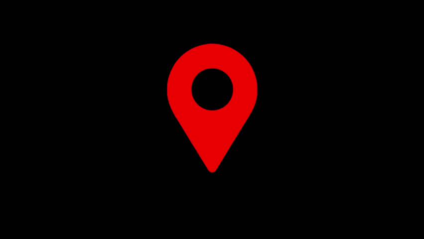 Red Location Icon Animation. Map Stock Footage Video (100% Royalty-free) on map watercolor, map oslo, map of california trail in nevada, map line, map mark, map maker, map of mission tx, economic geography, spatial analysis, map ruler, geographic information system, early world maps, map of eastern canada and us, geographic coordinate system, map pattern, political geography, geographic information science, map of pt reyes california, contour line, aerial photography, map projection, map icon, map pin, map pencil, map of colleges and dc,