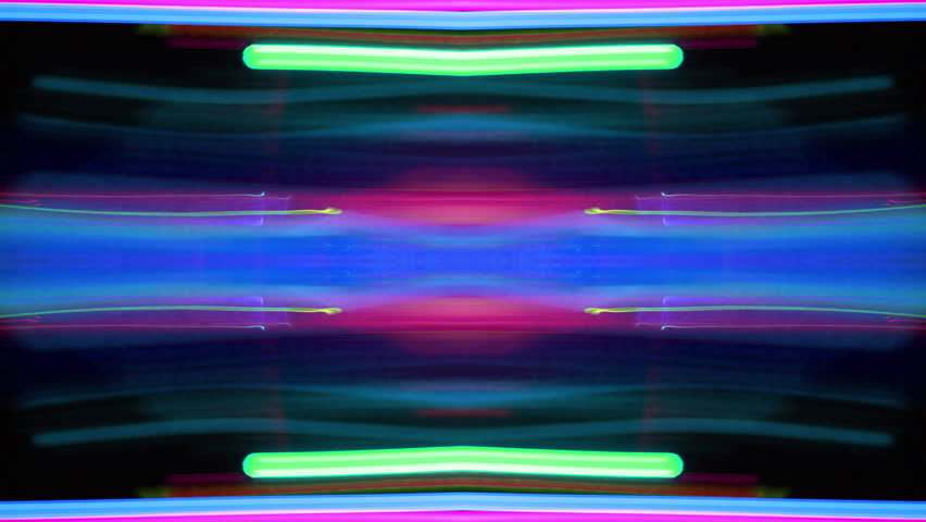 Abstract pattern made from moving lights and lasers at a music event | Shutterstock HD Video #1025760341