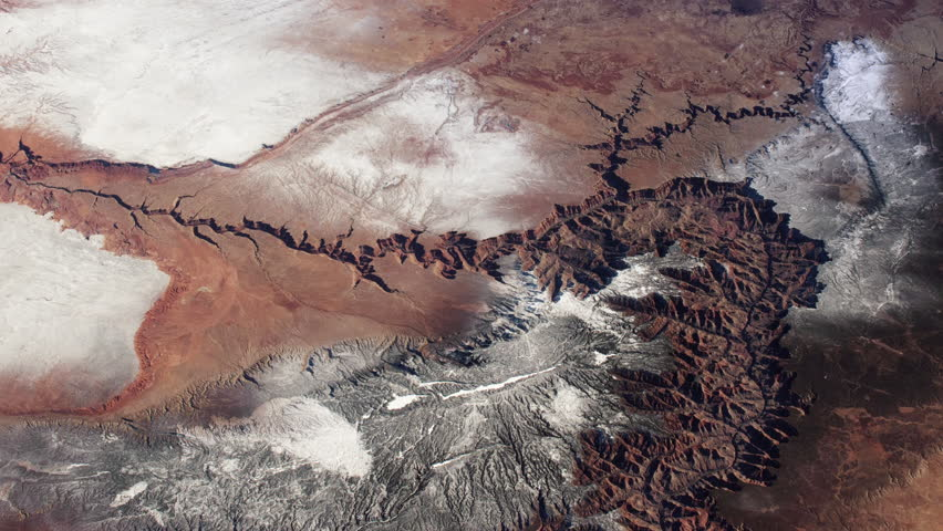 Image result for satellite pictures of grand canyon