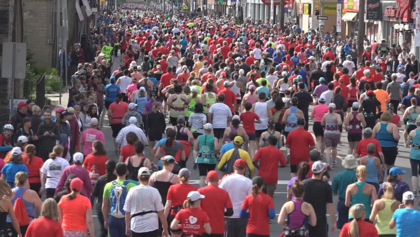 Ottawa 2015  The Tamarack Ottawa Race Weekend 5K-10K, kids, and  marathon races.