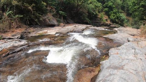 Wachira Than Waterfall, Doi Inthanon National Park