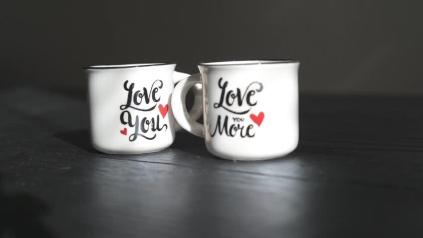 5e4d6e4e168 Two Small Espresso Cups Perfect Stock Footage Video (100% Royalty-free)  1028125871   Shutterstock