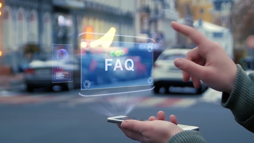 Female hands on the street interact with a HUD hologram with text . Woman uses the holographic technology of the future in the smartphone screen on the background of the evening city | Shutterstock HD Video #1028451551