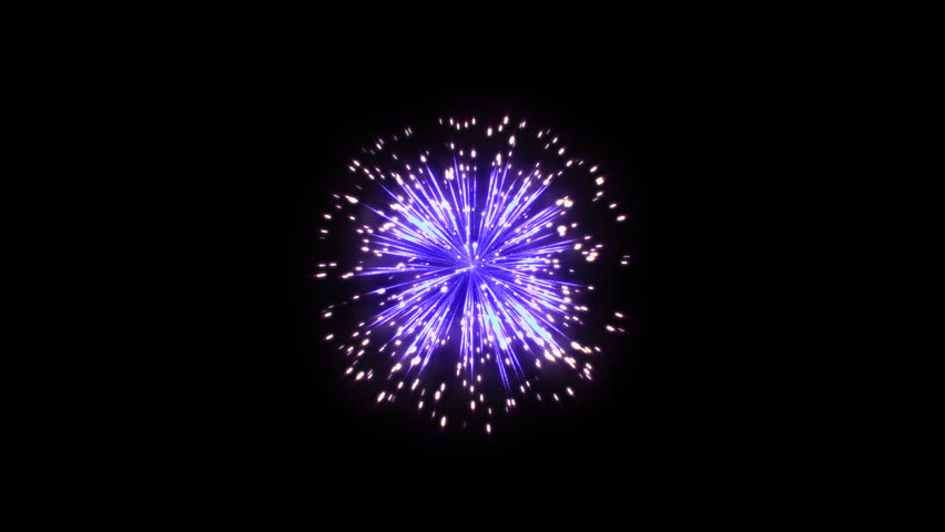 3D Abstract. Realistic animation Firework Colorful. | Shutterstock HD Video #1028550791