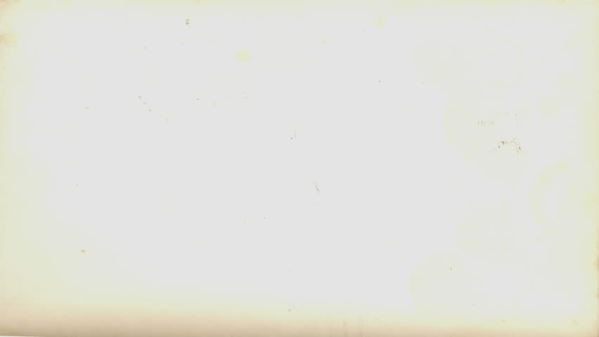 Vintage Old Paper 8mm Film Background Loop/ 4k animation of an abstract vintage background with old paper textures, noise and grain seamless looping | Shutterstock HD Video #1028612621