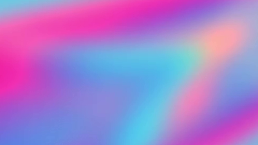 Holographic neon foil animation with vibrant colorful abstract background. Smooth looped motion. Multicolored motion animation. | Shutterstock HD Video #1030012571