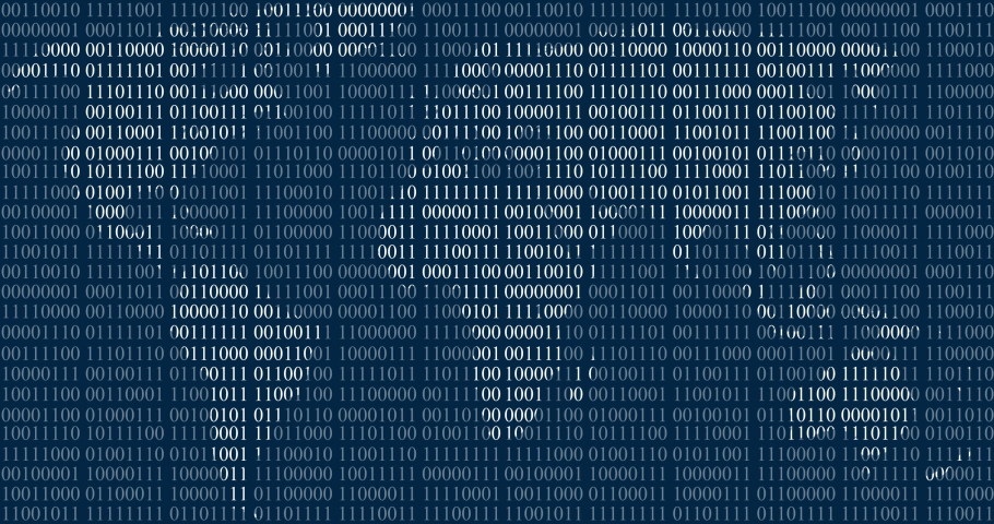 4K World Map - Binary Code Animation |Loopable | Shutterstock HD Video #1030151981