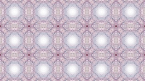 Disco kaleidoscopes background with glowing neon colorful lines and geometric shapes. 3d rendering backdrop
