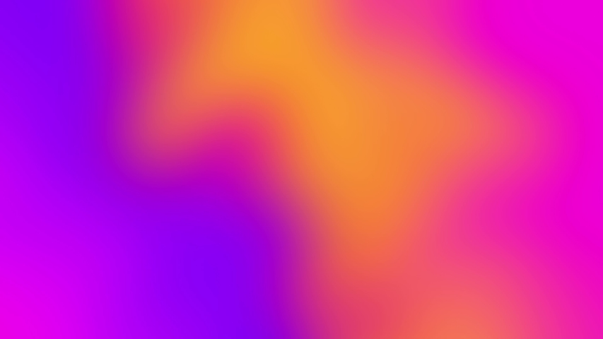 Color animation. Multicolored smooth moving liquid gradients of warm pastel shades. Modern abstract compositions. Minimal futuristic cover design. 4K bright background. | Shutterstock HD Video #1032479951