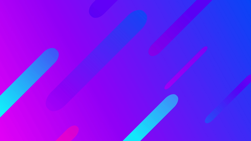 Seamless live background. Neon purple blue modern lines. | Shutterstock HD Video #1035875411