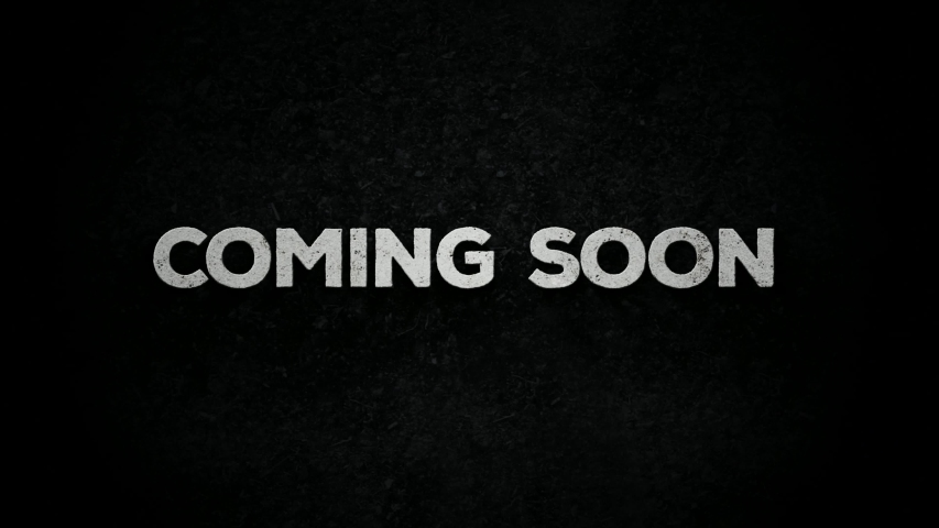 Movie Trailer Coming Soon Background/ 4k animation of an impressive coming soon message background for cinema and movie teaser or trailer | Shutterstock HD Video #1038250241