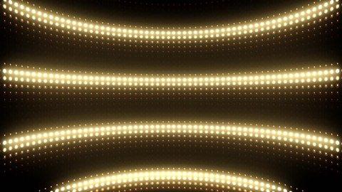 Flashing Lights Spotlight Bulb Flood lights Vj Led Wall Stage Led Display Blinking Lights