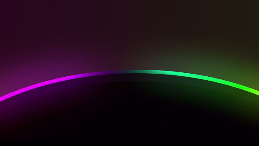 Minimal product stand on background  Cylinder Shape podium for presentations in modern blue purple spectrum technology colors, 3D render  animation 4K neon light glowing trendy vibrant fashion colors | Shutterstock HD Video #1040707121