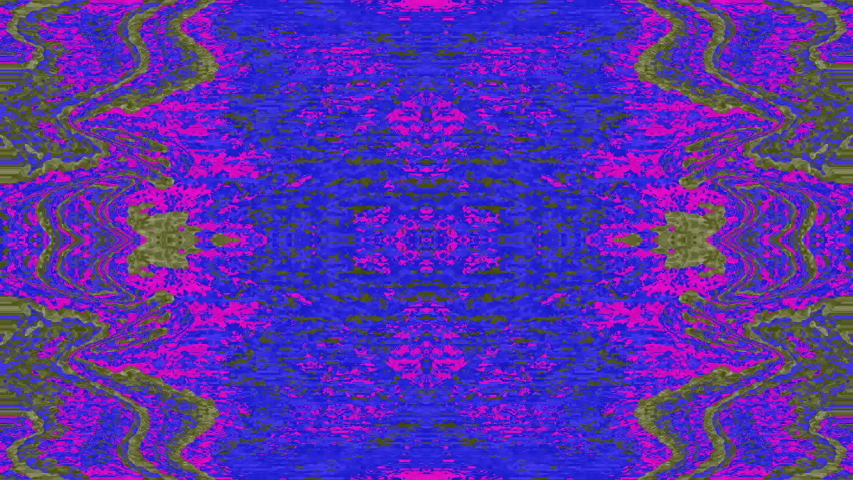 Vibrant data error neon cyberpunk shimmering background. Transitions for motion design.   Shutterstock HD Video #1040915411