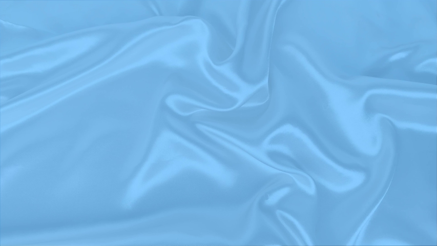 Beautiful blue silk fabric, softly draped with small pleats, luxury, wedding concept, texture, background, card form, copy space | Shutterstock HD Video #1041542731