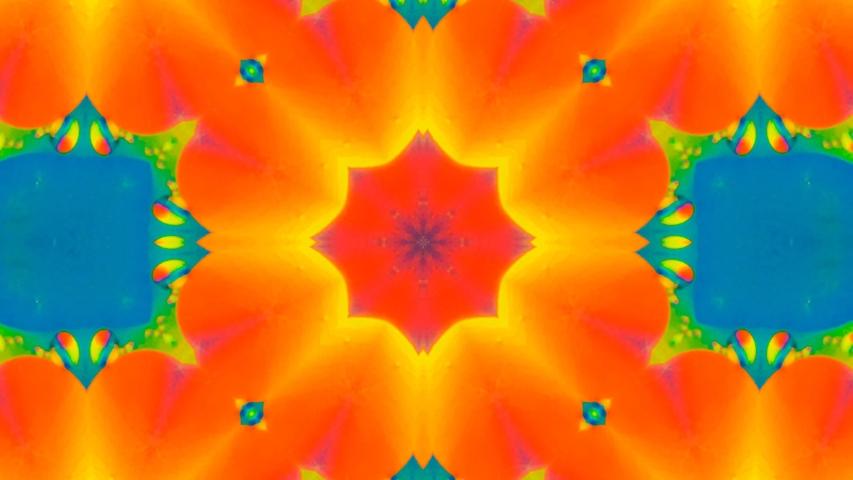 Poly Art Kaleidoscope Hypnotic Pattern Animation Footage   Shutterstock HD Video #1046948551