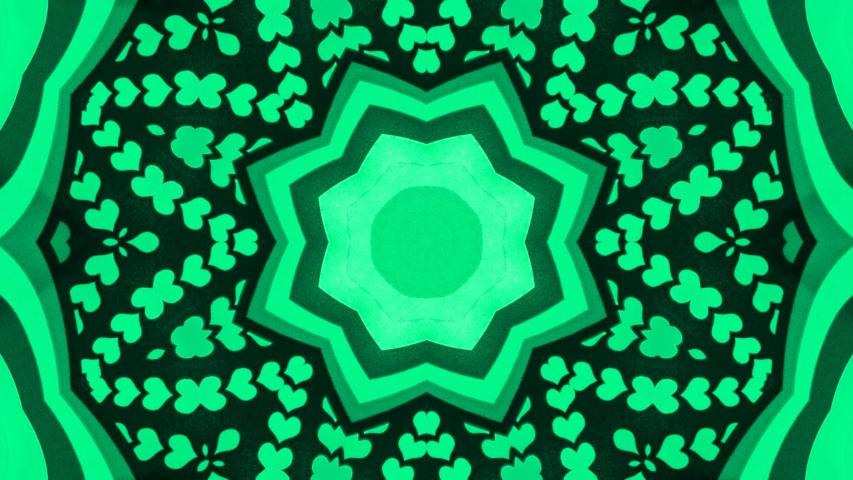 Poly Art Kaleidoscope Hypnotic Pattern Animation Footage   Shutterstock HD Video #1046948641