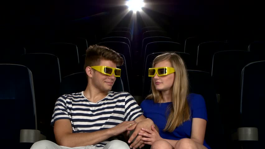 How To Kiss A Girl At The Cinema