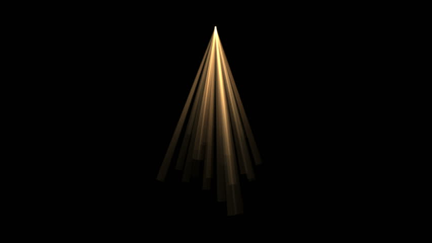 4k Abstract gold rays Stage Lighting hope light background,flare star sunlight,radiation ray laser energy,tunnel passage lines backdrop. 1219_4k