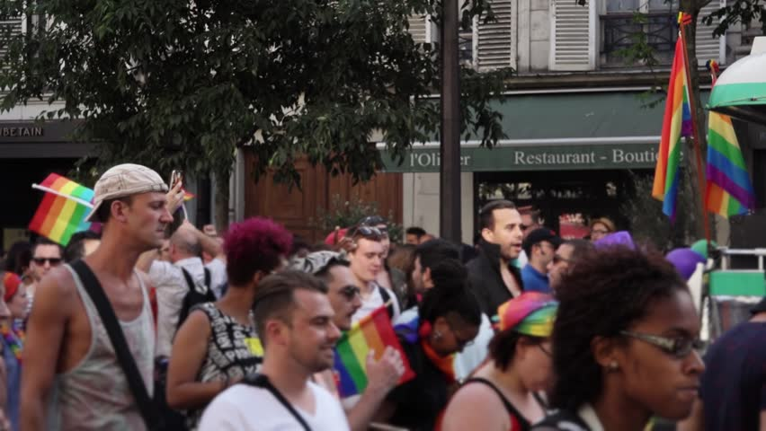 Bisexual in france