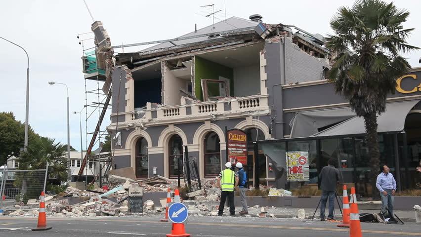 Christchurch Video Hd: Stockvideo Van Christchurch, New Zealand