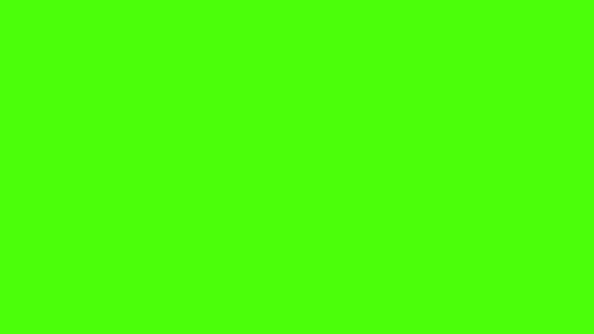 Brunette woman buying clothes against a green screen #1074841