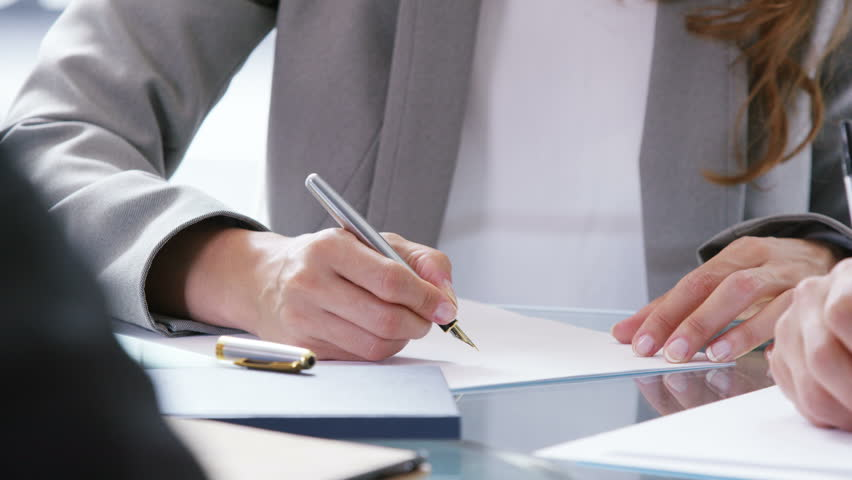 Image result for signing contracts