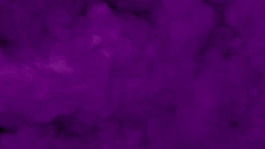 Animated purple toxic smoke filling up whole screen against transparent background 2b in 4k. One flow source. Top view. (Alpha channel embedded with 4K PNG file) | Shutterstock HD Video #10952372