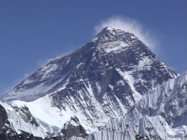 Mount Everest, Nepal  Stock Footage Video (100% Royalty-free) 112111 |  Shutterstock